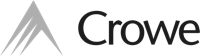 Crowe Logo - Black